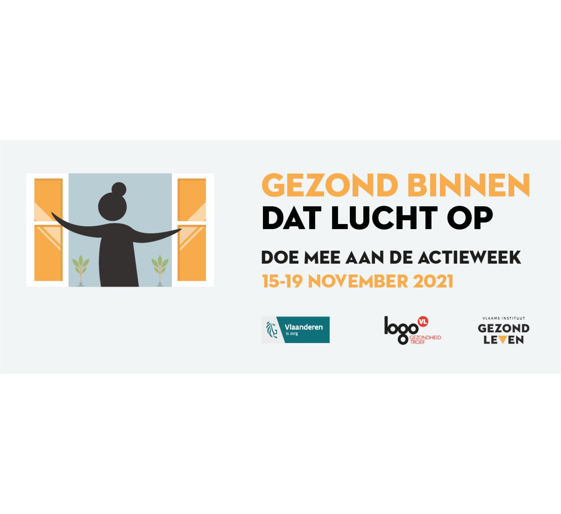 Banner Gezond Binnen 2021